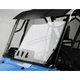 Clear 32.5 in. Full 3D Lexan/Polycarbonate Quantum Hardcoated Windshield - N30002