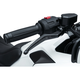 Satin Black Omni Lever Set - 6777