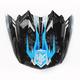 Blue/Black/White MC-2 Visor - 0964-6020-02