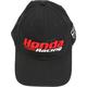 Youth Black Honda Racing Mesh Trucker Hat - HL-770Y-0-BLK-O/