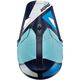 Navy/Blue Sector Blade Visor Kit - 0132-1321