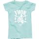 Toddler Mint Lightning T-Shirt
