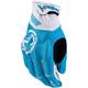 Blue MX1 Gloves