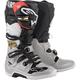 Black/Silver/White/Gold Tech 7 Boots