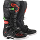 Black/Red/Green Tech 7 Boots