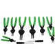 11 Piece Snap Ring Pliers Set - 57146