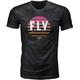 Youth Black Circle T-Shirt