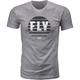 Dark Heather Circle T-Shirt