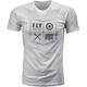 White All Things Moto T-Shirt