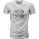 Youth White All Things Moto T-Shirt