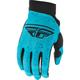 Youth Navy/Blue/Black Girls Pro Lite Gloves