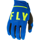 Youth Blue/Black/Hi-Vis Lite Gloves