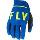 Blue/Black/Hi-Vis Lite Gloves