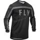 Black/Grey F-16 Jersey