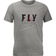 Youth Heather Gray Glitch T-Shirt