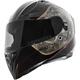 Black/Gold/Red SS2100 Zealot Helmet