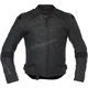 Black Revolt Leather Jacket