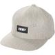 Gray Central FlexFit Snapback Hat - F09006400000-601