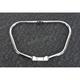 Chrome 1-1/4 in. V-Bar Freeway Bar - 601-2109