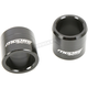 Gloss Black Fast Front Wheel Spacers - 0222-0563