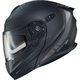 Matte Black/Dark Gray EXO-GT920 Unit Modular Helmet