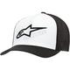 Women's White/Black Ageless Hat - 1W38812002010