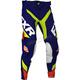 Navy/Hi Vis/Nuke Red Revo MX Pants