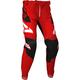 Red/Black/Maroon Podium MX Pants