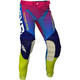 Youth Helium Coral/Blue Fade Pro-Stretch MX Pants