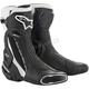 Black/White SMX Plus Vented Boot