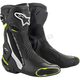 Black/White/Yellow SMX Plus Vented Boot