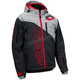 Charcoal/Silver/Red Stance G2 Jacket