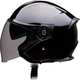 Black Road Maxx Helmet