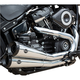 Chrome Grand National 2-Into-2 Exhaust System - 550-0816A