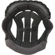 Gray Center Pad for X-Small/Small GT-Air II and J-Cruise II Helmets