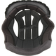 Gray Center Pad for Large GT-Air II and J-Cruise II Helmets