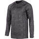 Black Heather Aggressor 2.0 Base Layer Shirt