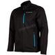 Black/Vivid Blue Inferno Jacket