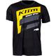 Black/Yellow Spec SS T-Shirt