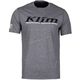 Youth Gray Frost/Black K Corp SS T-Shirt