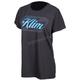Women's Black/Vivid Blue Kute Corp SS T-Shirt