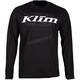 Black/White K Corp Long Sleeve Shirt