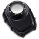 Gloss Black Powdercoat Assault Series Cam Cover - TM-018BK