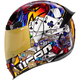 Gold Airframe Pro Lucky Lid 3 Helmet