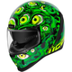 Green Airform Illuminatus Helmet