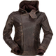 Womens Indiana Brown Jacket