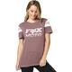 Women's Purple Charger SS Knit T-Shirt