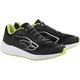 Black/White/Green Meta Road Shoe