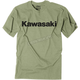 Olive Kawasaki Apex T-Shirt