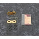 Gold 520VX3 Professional X-Ring Series Clip Connecting Link - FJ520VX3G